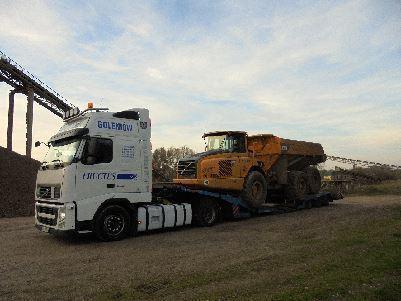 Trade in trucks