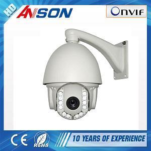 ONVIF IP camera speed dome IR