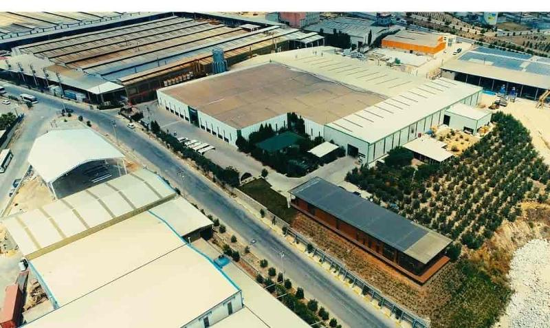 Negna Contract Furniture's Factories