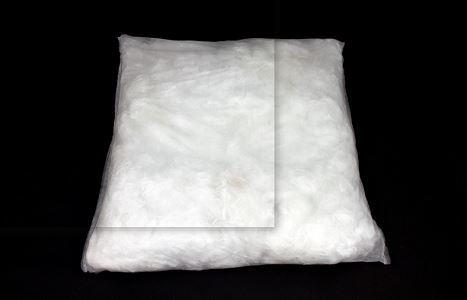 Marine Silencer Absorber. Perfect silencer absorber filled into acoustic properties PP bags. Volume and perfect open glass fiber filled into PP bags.