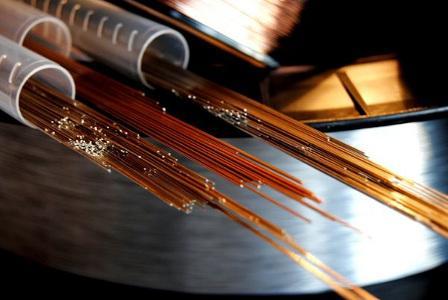 Laserschweissdraht auf Spule oder als Stäbe