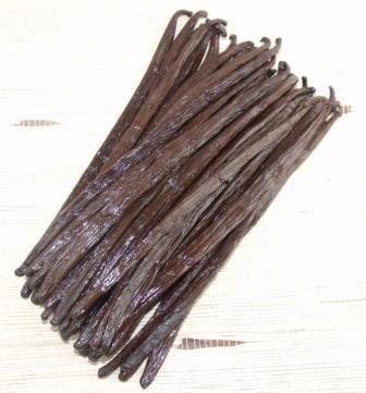 "long gourmet grade beans 7-8"" - bourbon vanilla from Madagascar"
