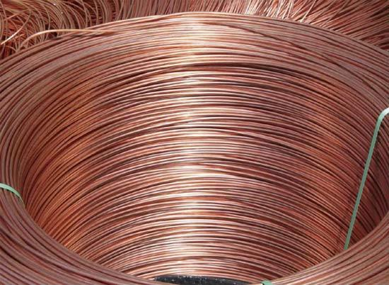 8mm copper wire