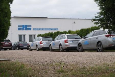Eder company at Falkowo/Poland