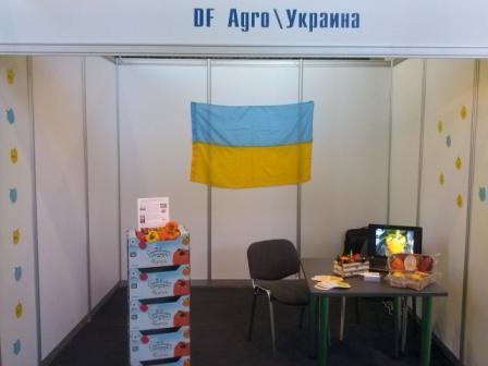 DF Agro Ukraine была участником на выставке WorldFood Kazakhstan 2014, в Алматы.