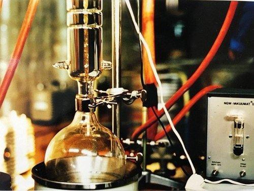 Parfümöle, Ätherische Öle