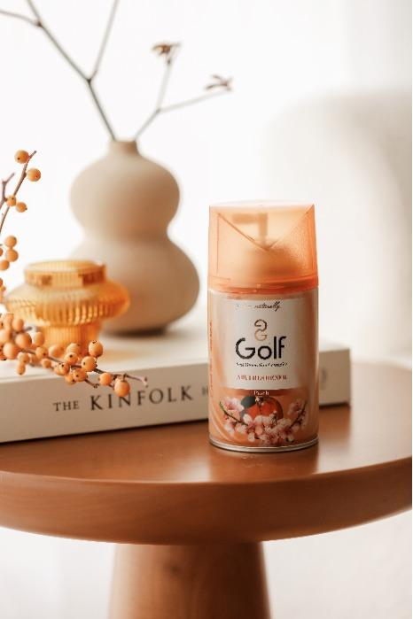 Golf Air Freshener 260 ML Peach