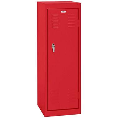 Metal Locker  Material: Metal Finish: Power-coated paint Color: As per your request Dimensions: As per your request