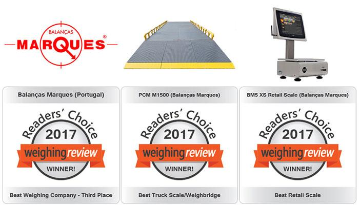 Weighing Review Awards 2017: