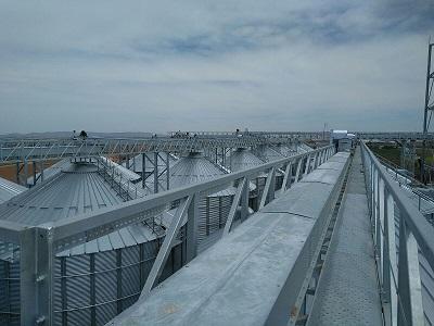 Steel silo - Ucel silo