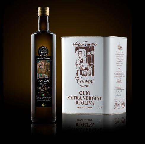 Tavian Antico Frantoio Olio Extra Vergine di Oliva