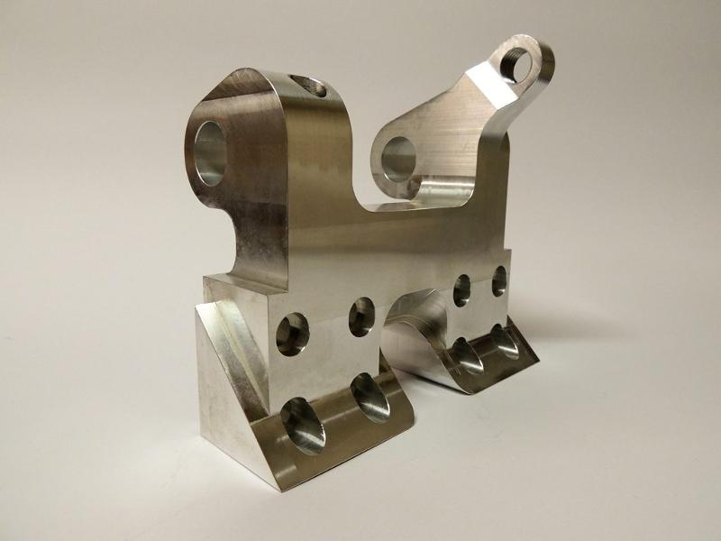 milling aluminium
