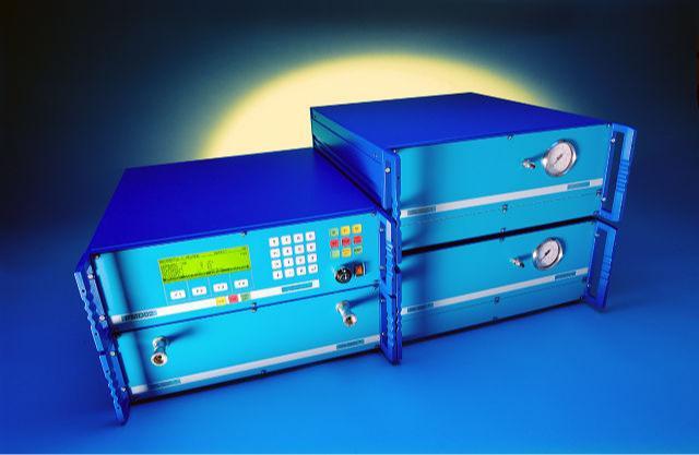 Dichtheitsprüfgerät PMD02 in der 2-Kanal-Ausführung
