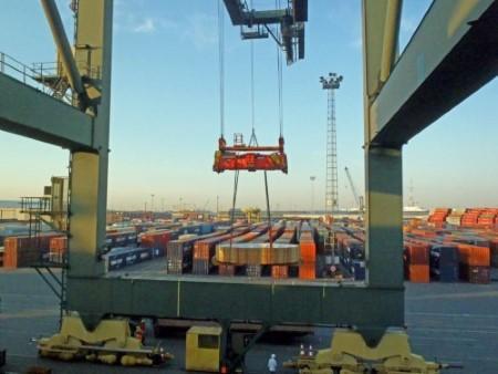 General cargo shipments 2015-2016
