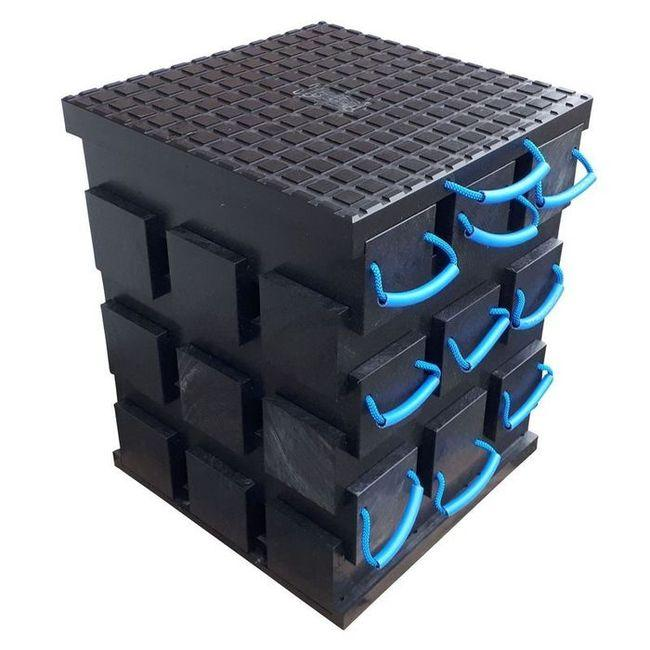 Outrigger Block
