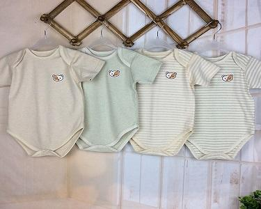 Pure organic and natural cotton baby zib products. New born baby wear very high quality very healthy products. Our policy is health and safety of our production.
