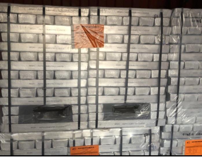 Magnesiumlegierung ohne Holzpalette