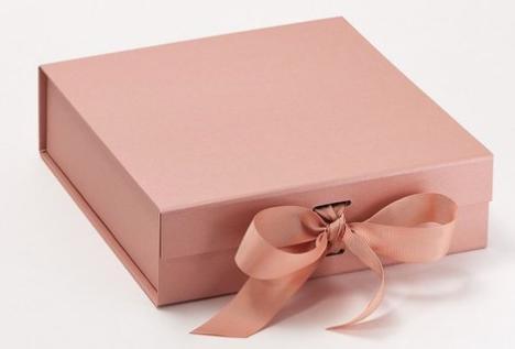 Fold Flat Gift Box