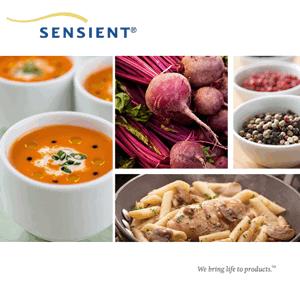 Savory Flavors by SENSIENT