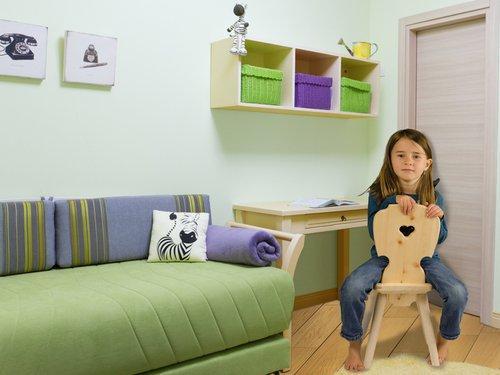Nachhaltige Kindermöbel aus Massivholz