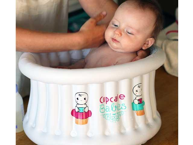 the smallest baby bath for babies from birth up to 12 months
