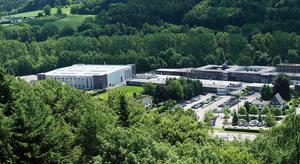 Firmengebäude in Engelskirchen