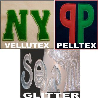 FABRICS EMBROIDERY,VELLUTEX,PELLTEX,RASOTEX,TEXCOTTON.