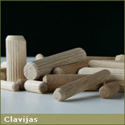 Artículos torneados de madera