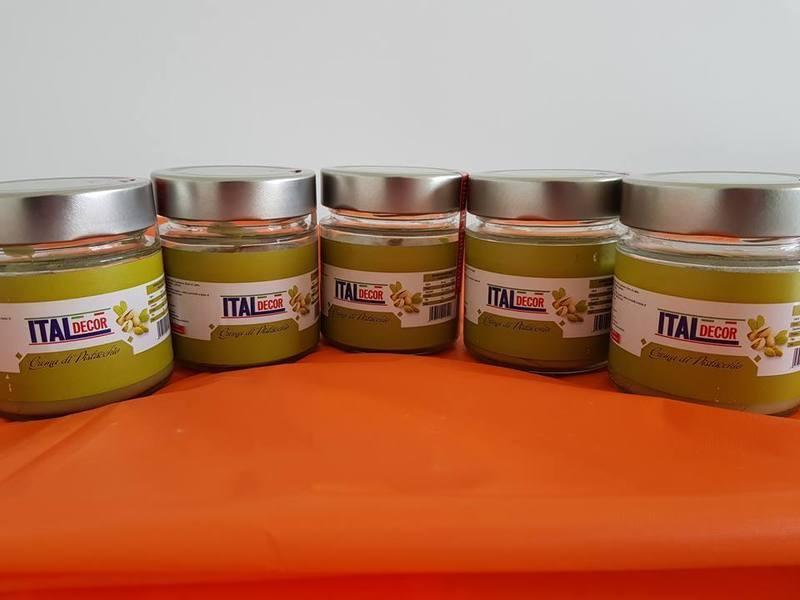 Creme spalmabili per pasticceria - ITALDECOR LERCARA FRIDDI (PA) ITALIA