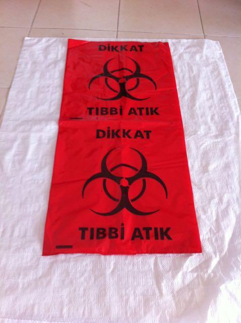 BIO HAZARD / MEDICAL WASTE BAGS