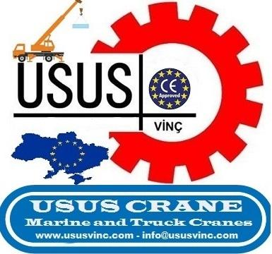 USUS CRANE HYDRAULIC MACHINERY   TRUCK CRANES AND MARINE CRANES EXPORT IMPORT TRADE