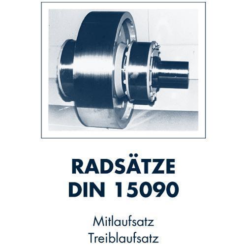 Radsätze DIN 15090