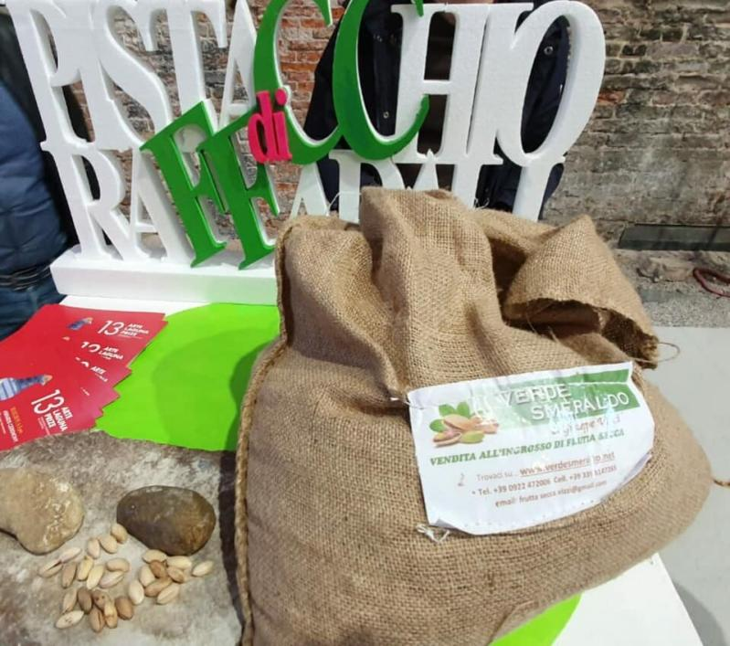 Produzione distribuzione e ingrosso di pistacchio mandorle italia sicilia agrige