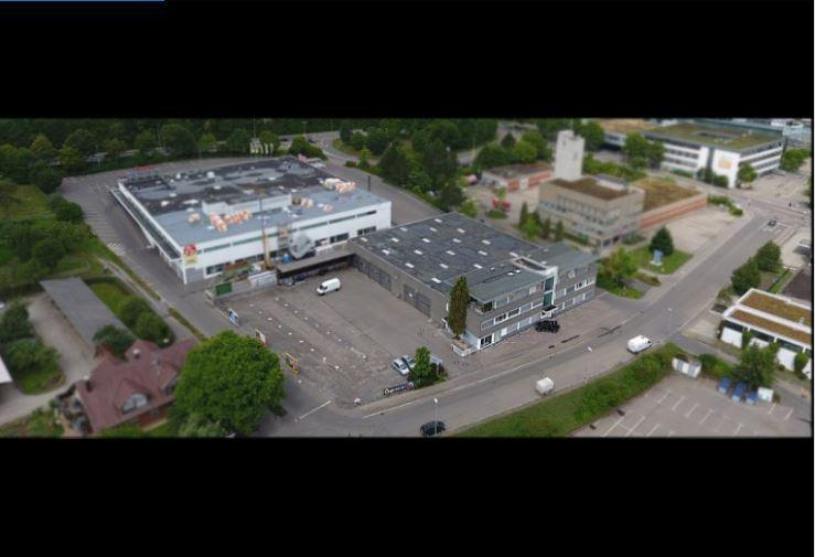 Our new warehouse in Röhrer weg 16, Böblingen
