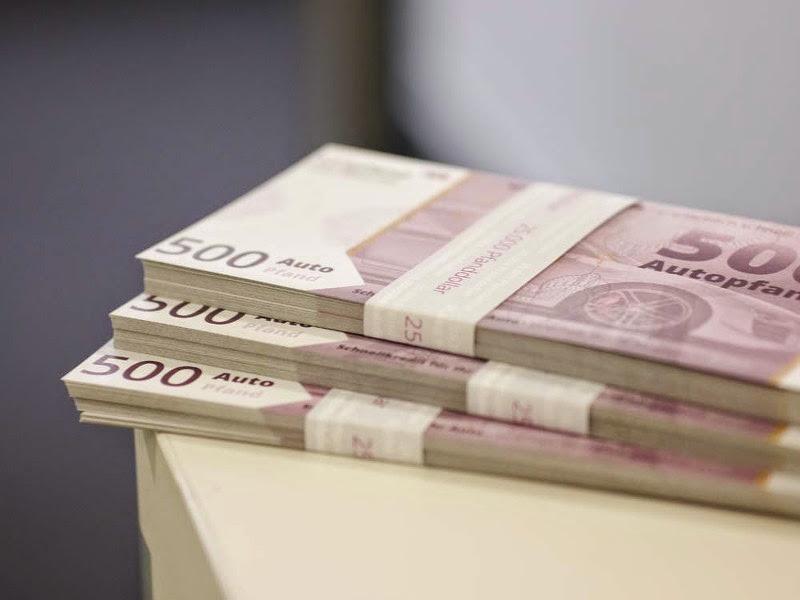 Pawnshop Money