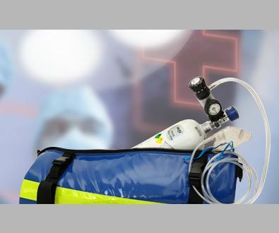 - für medizinische Gase