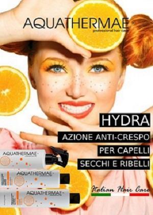Hydra: control frizzy hair