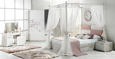 Pau bedroom sets
