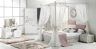 Pau Bedroom Set