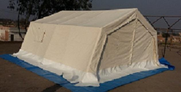 6x4m Canvas Frame Type Tent