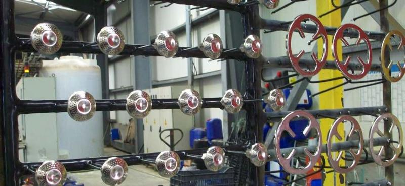 We undertake any electroplating job, and guarantee perfection and deliver as per customers' request.
