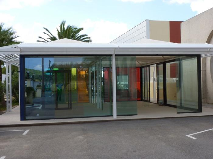 Exposición exterior
