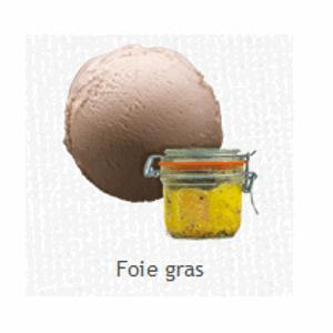Élaborée à base de foies gras sélectionnés du Sud-Ouest, 1er choix entiers et dénervés, cette recette est relevée d'un trait d'Armagnac et d'un soupçon de poivre.