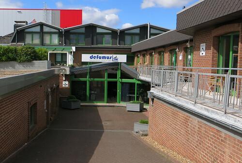 defumus-Firmenzentrale in Kerpen