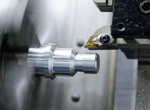CNC-Drehen mit modernsten Werkzeugen