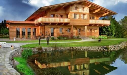 Holzhäuser / Energiesparhäuser