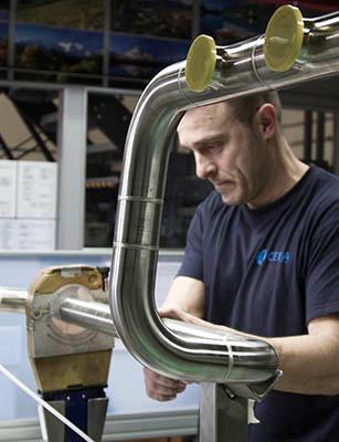 CEISA Orbital welder