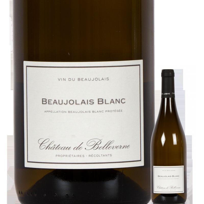 Beaujolais blanc 2015 - Chateau de belleverne