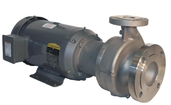 Magnetically Driven Centrifugal Pump