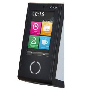 Terminal de badgeage communiquant permettant de mieux gérer les temps de travail dans votre entreprise.